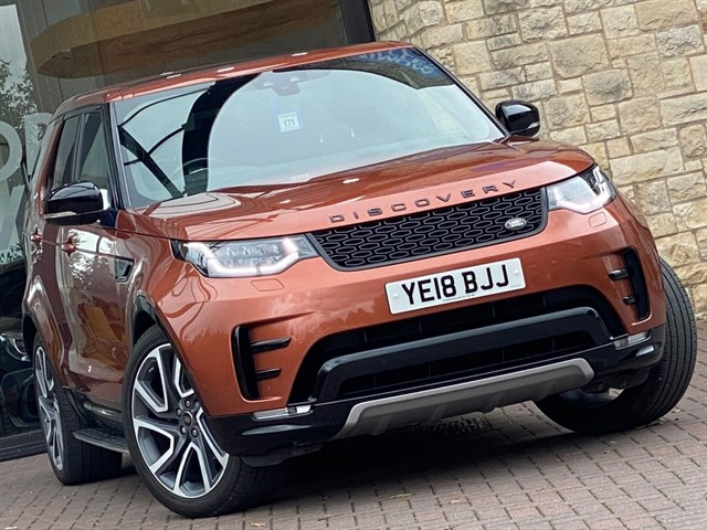 used Land Rover Discovery TD6 HSE in york-yorkshire