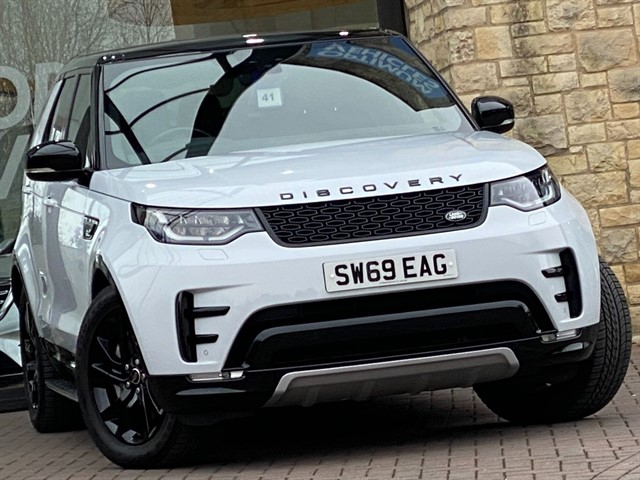 used Land Rover Discovery SDV6 HSE in york-yorkshire