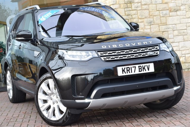 used Land Rover Discovery TD6 HSE LUXURY in york-yorkshire