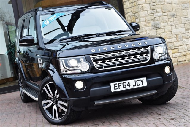 used Land Rover Discovery SDV6 HSE LUXURY in york-yorkshire