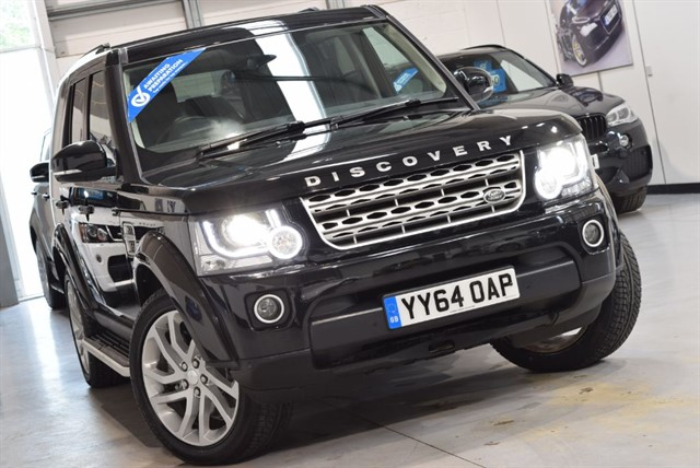 used Land Rover Discovery SDV6 HSE in yorkshire