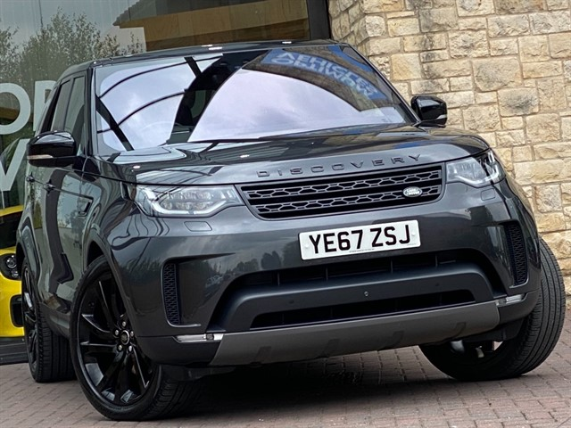 used Land Rover Discovery SI6 HSE LUXURY in york-yorkshire
