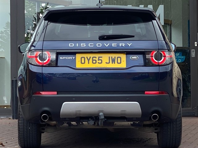 used Land Rover Discovery Sport TD4 HSE in york-yorkshire