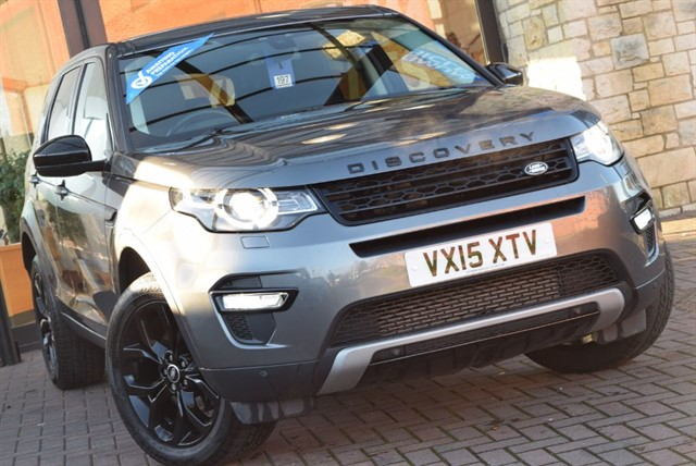 used Land Rover Discovery Sport SD4 HSE in york-yorkshire