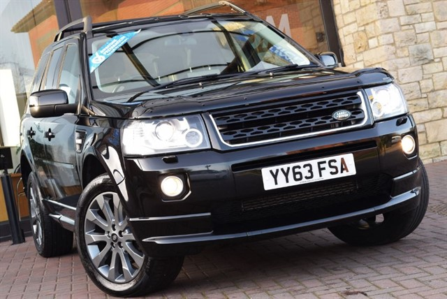 used Land Rover Freelander SD4 DYNAMIC in york-yorkshire