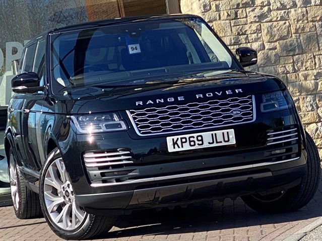 used Land Rover Range Rover SDV8 AUTOBIOGRAPHY in york-yorkshire