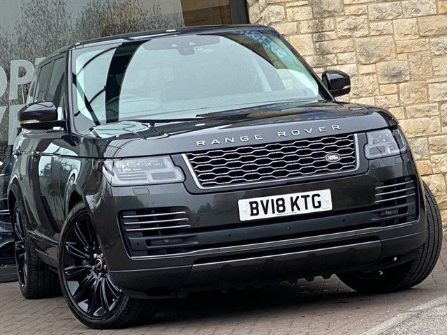used Land Rover Range Rover V8 AUTOBIOGRAPHY in york-yorkshire