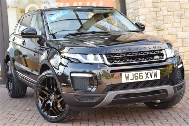 used Land Rover Range Rover Evoque ED4 SE TECH in york-yorkshire