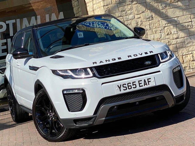 used Land Rover Range Rover Evoque TD4 HSE DYNAMIC LUX in york-yorkshire