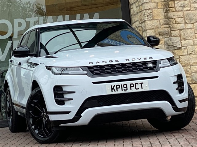 used Land Rover Range Rover Evoque R-DYNAMIC HSE in york-yorkshire