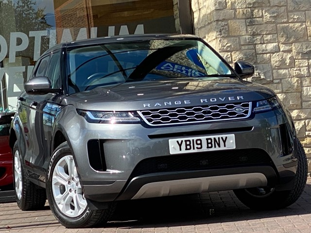used Land Rover Range Rover Evoque S in york-yorkshire