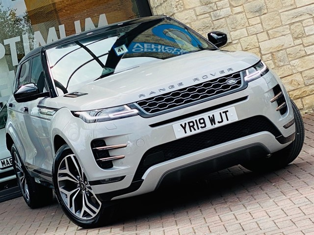 used Land Rover Range Rover Evoque FIRST EDITION in york-yorkshire