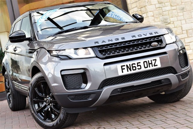 used Land Rover Range Rover Evoque ED4 SE in york-yorkshire