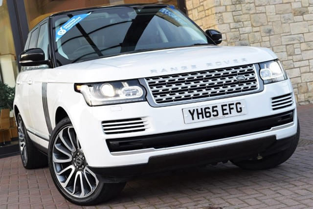 used Land Rover Range Rover TDV6 VOGUE in york-yorkshire