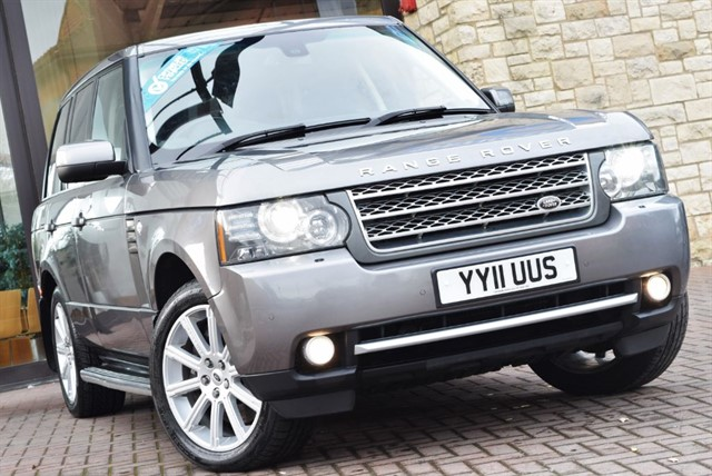 used Land Rover Range Rover TDV8 VOGUE in york-yorkshire