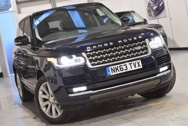 used Land Rover Range Rover TDV6 VOGUE in yorkshire