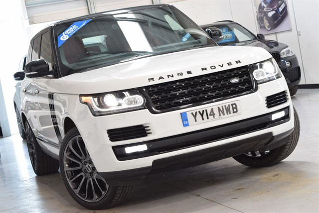 used Land Rover Range Rover TDV6 AUTOBIOGRAPHY in yorkshire