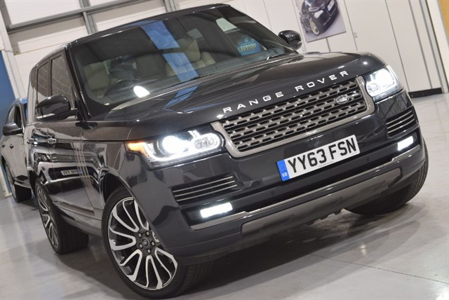 used Land Rover Range Rover SDV8 VOGUE SE in yorkshire