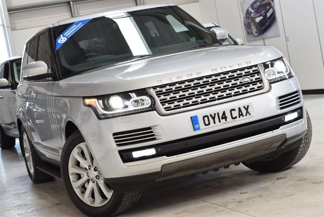 used Land Rover Range Rover SDV8 VOGUE SE in yorkshire