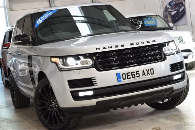 used Land Rover Range Rover RANGE ROVER SDV8 VOGUE SE in yorkshire