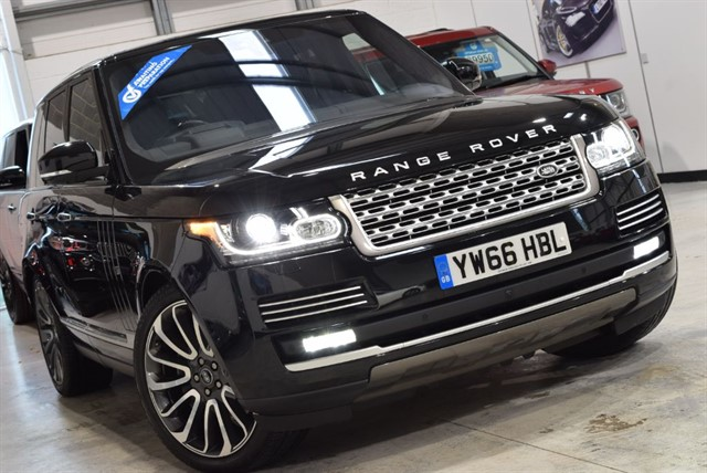 used Land Rover Range Rover V8 AUTOBIOGRAPHY in yorkshire