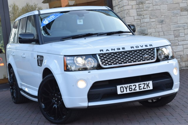 used Land Rover Range Rover Sport SDV6 AUTOBIOGRAPHY SPORT in york-yorkshire