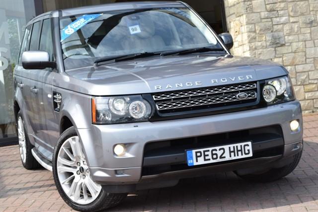 used Land Rover Range Rover Sport SDV6 HSE in york-yorkshire