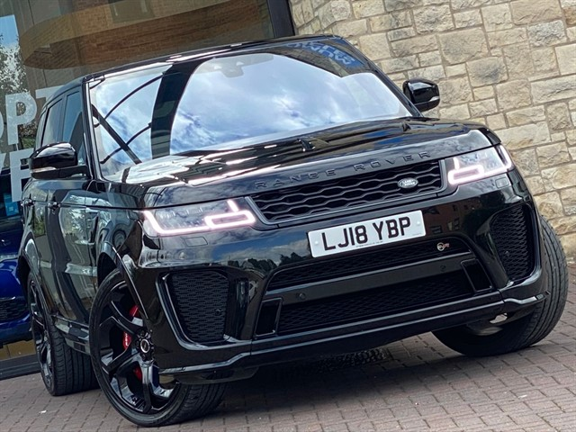 used Land Rover SVR  in york-yorkshire