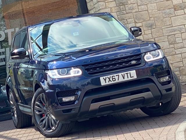 used Land Rover Range Rover Sport SDV6 HSE DYNAMIC in york-yorkshire