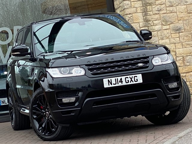 used Land Rover Range Rover Sport SDV6 HSE DYNAMIC in york-yorkshire