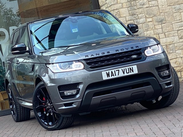 used Land Rover Range Rover Sport SDV6 AUTOBIOGRAPHY DYNAMIC in york-yorkshire