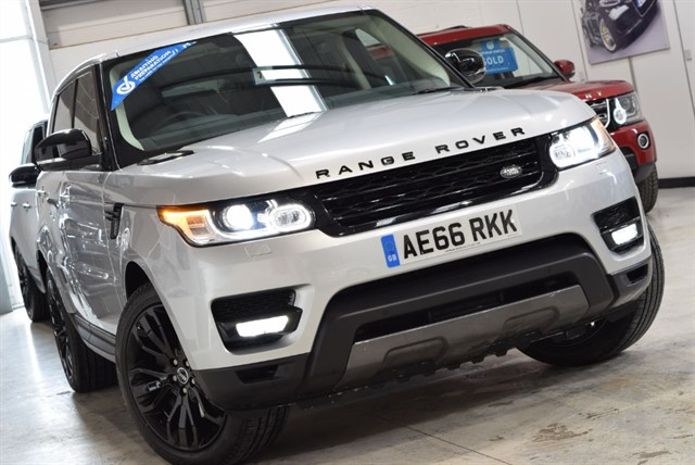 used Land Rover Range Rover Sport SDV6 HSE DYNAMIC in yorkshire