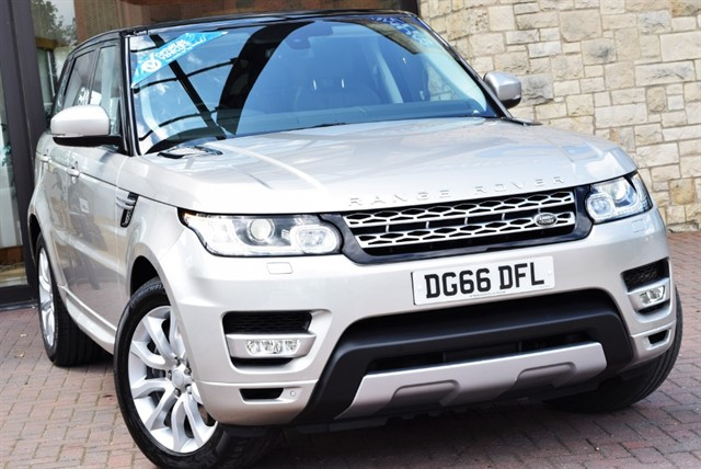 used Land Rover Range Rover Sport SDV6 HSE in york-yorkshire
