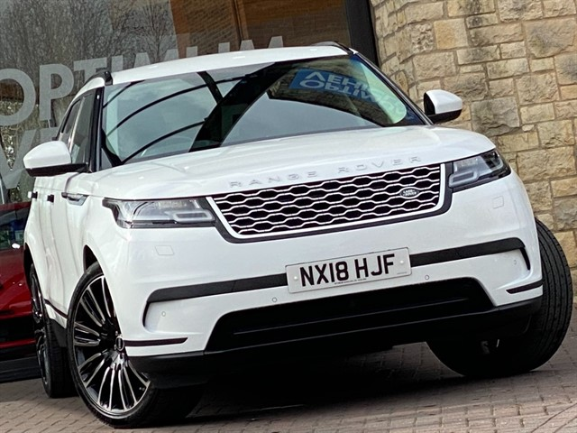 used Land Rover Range Rover Velar D180 S in york-yorkshire
