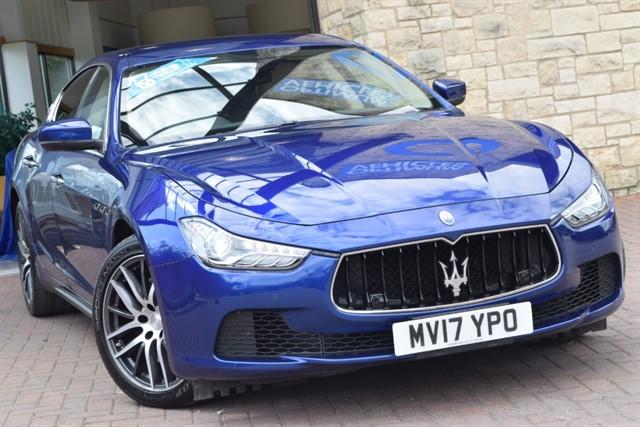 used Maserati Ghibli DV6 in york-yorkshire