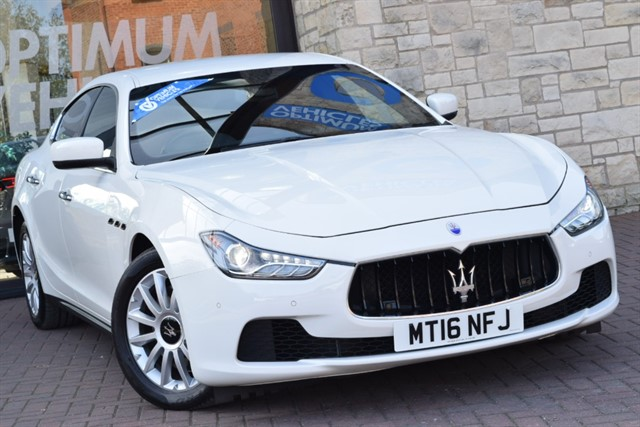 used Maserati Ghibli DV6 in york-yorkshire