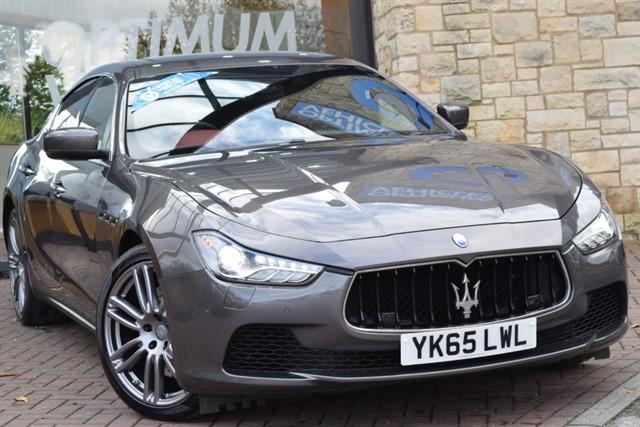 used Maserati Ghibli V6 in york-yorkshire