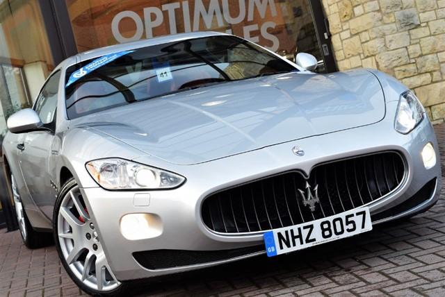 used Maserati Granturismo V8 Auto in york-yorkshire