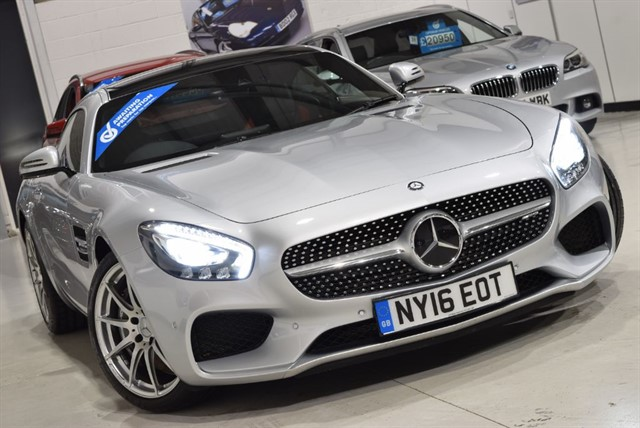 used Mercedes  AMG GT PREMIUM in yorkshire