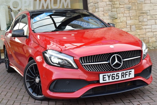 used Mercedes 200 A  D AMG LINE PREMIUM PLUS in york-yorkshire