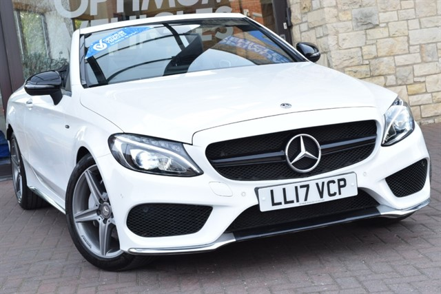 used Mercedes C220 C  D AMG LINE in york-yorkshire