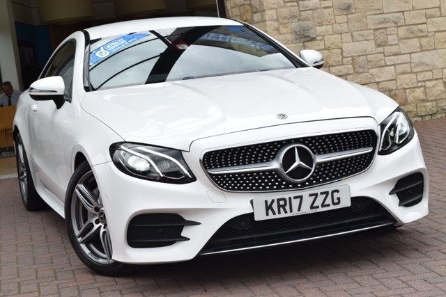 used Mercedes E220 D AMG LINE in york-yorkshire