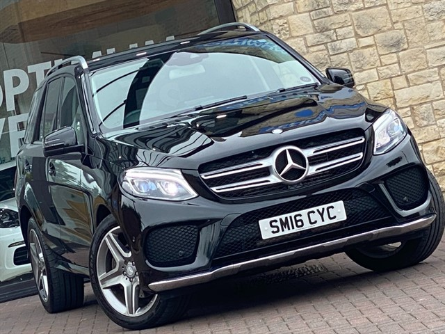 used Mercedes GLE250 D 4MATIC AMG LINE in york-yorkshire
