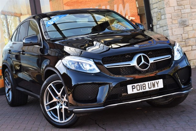 used Mercedes GLE350 D 4MATIC AMG LINE in york-yorkshire