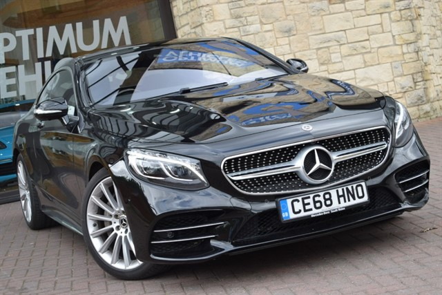 used Mercedes 560 S  AMG LINE PREMIUM in york-yorkshire