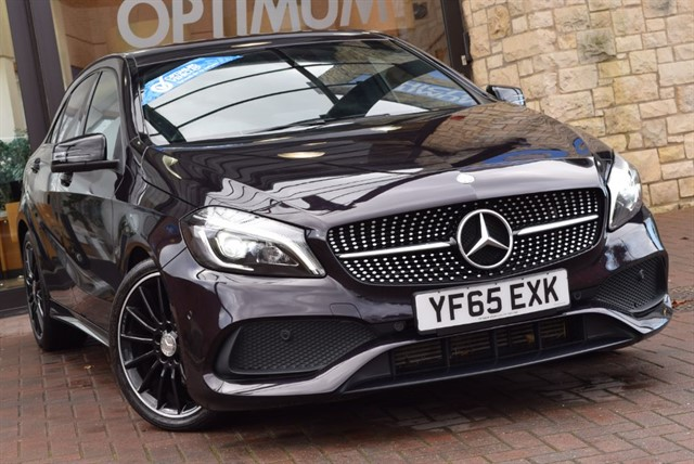 used Mercedes A180 A-CLASS A 180 AMG LINE PREMIUM in york-yorkshire