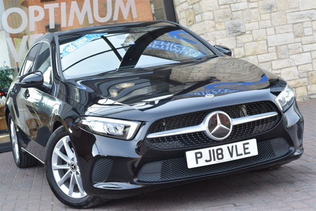 used Mercedes A200 A  SPORT in york-yorkshire