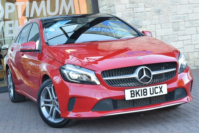 used Mercedes A200 SPORT EDITION PLUS in york-yorkshire