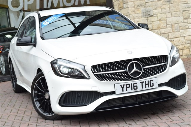 used Mercedes A220 D AMG LINE PREMIUM in york-yorkshire