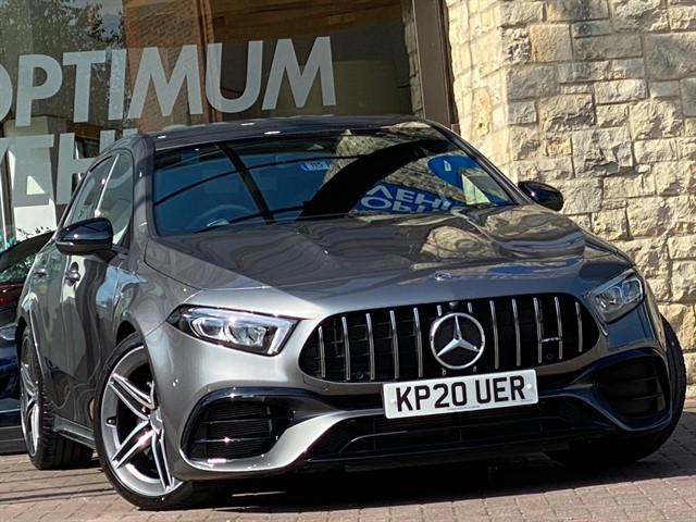 used Mercedes A45 AMG S 4MATIC PLUS in york-yorkshire